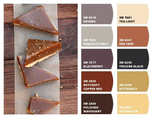 Quot Homemade Caramel Quot Color Palette Inspiration Chip It By