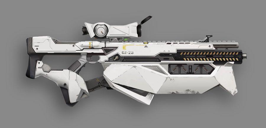 Cool Futuristic Weapon Designs   Sci-Fi   Pinterest ...