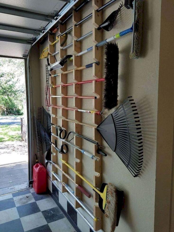55 clever garage organization ideas a garage is an optimal on clever garage organization ideas id=50329