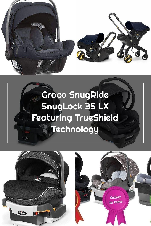 Graco Snugride Snuglock 35 Lx Featuring Trueshield Technology 2020