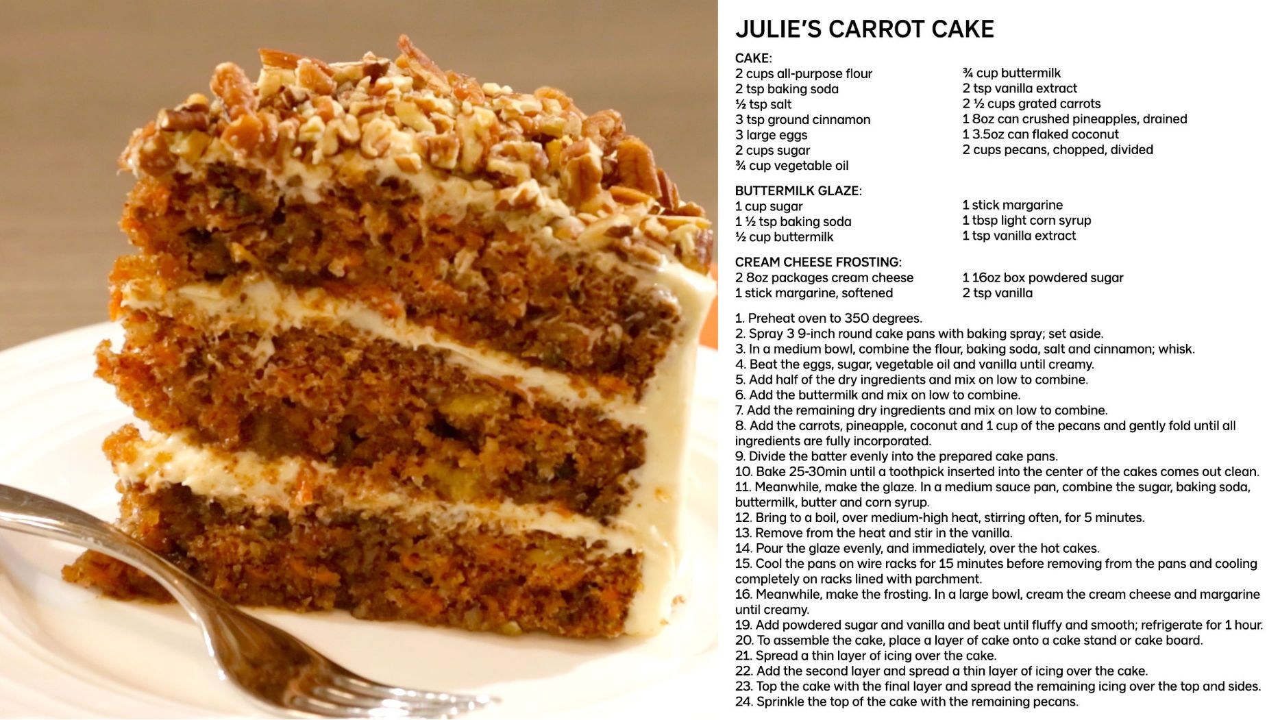 What S Cooking With Julie Chrisley Recipes With Images