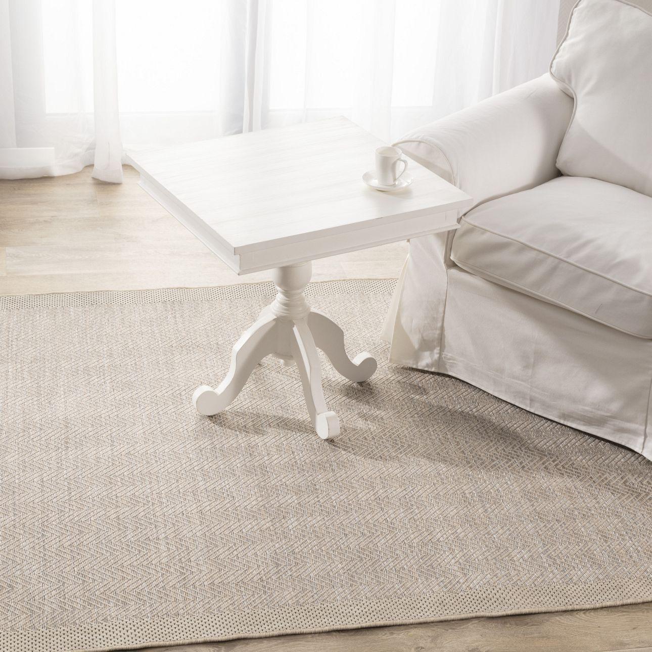 teppich breeze sand cliff grey 120x170cm white living pinterest teppichboden teppich. Black Bedroom Furniture Sets. Home Design Ideas