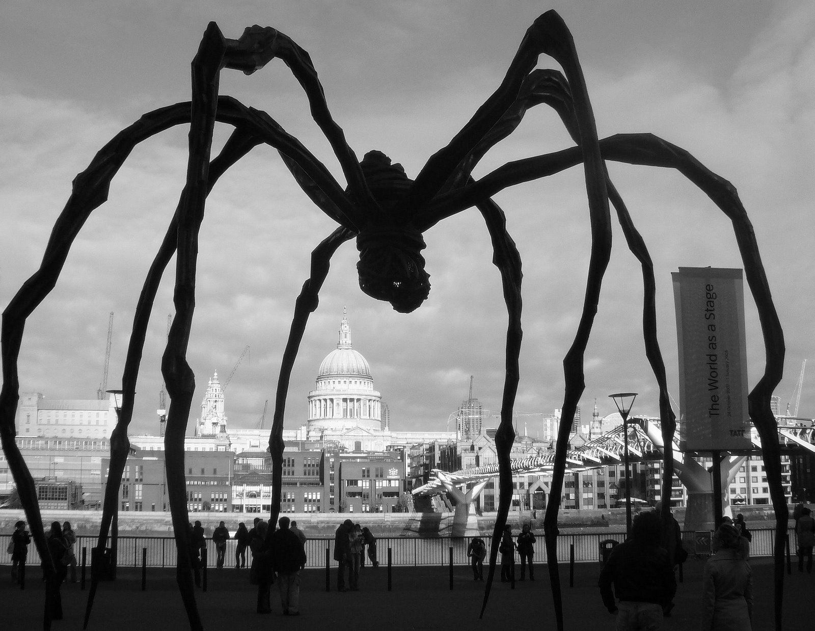 Inspired Inspirationfashion by art louise bourgeois maman best photo