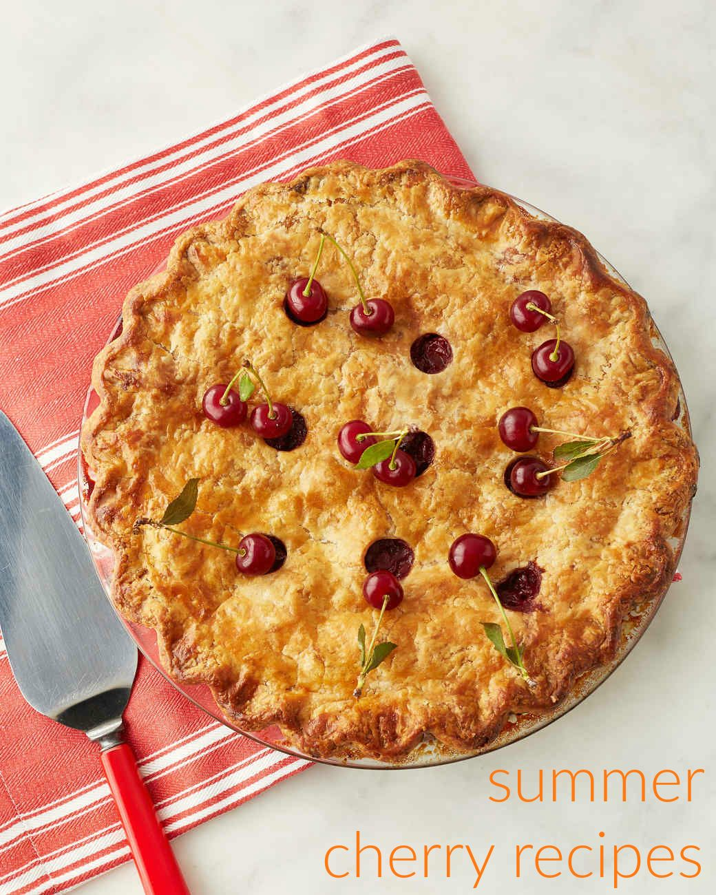 Sour Cherry Recipes Sure to Make Your Summer Sweeter ...