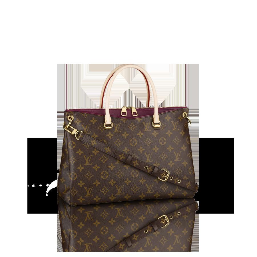 Pallas via Louis Vuitton - want!