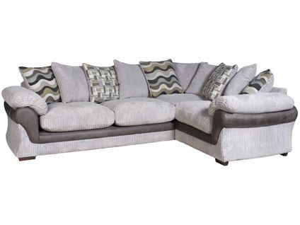 Lullabye Left Hand Facing Pillow Back Corner Group Harveyschristmas Harveyshq Fabric Sofa Sofas And Chairs Corner Sofa