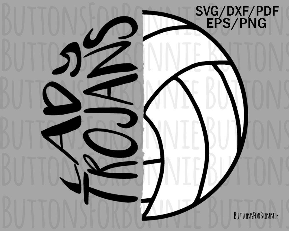 Sports Performance Volleyball Logo