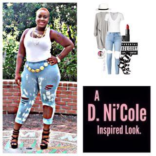 The D. Ni'Cole Fashion Channel @stylebydnicole Instagram photos | Websta (Webstagram)