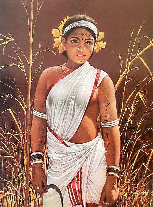 Santhali Beauty