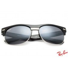 ray ban rb20257 clubmaster oversized sunglasses with black frame and rh pinterest com