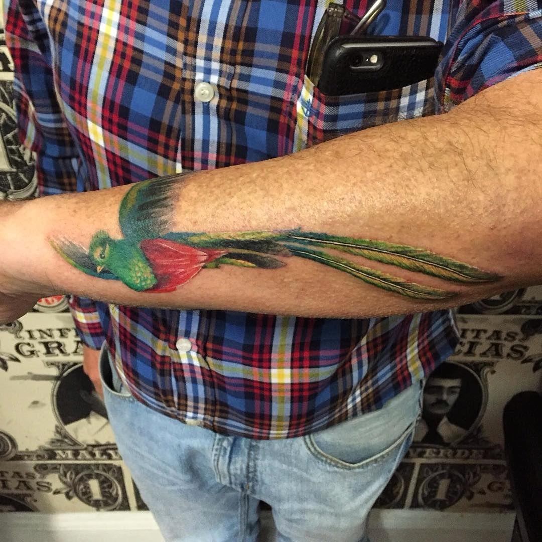 """Quetzal by @diego_oro_tattoo #InkInkCondesa Citas: ✉️ quierountatuaje@inkinc.tv #WhatsApp5560858769"""