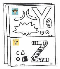 tier-alphabet pdf - lernen | labbé in 2020 | alphabet a, alphabet, erstes lesen