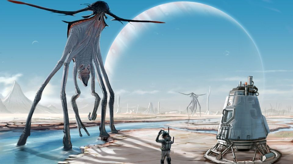 How to Create a Scientifically Plausible Alien Life Form   Aliens ...