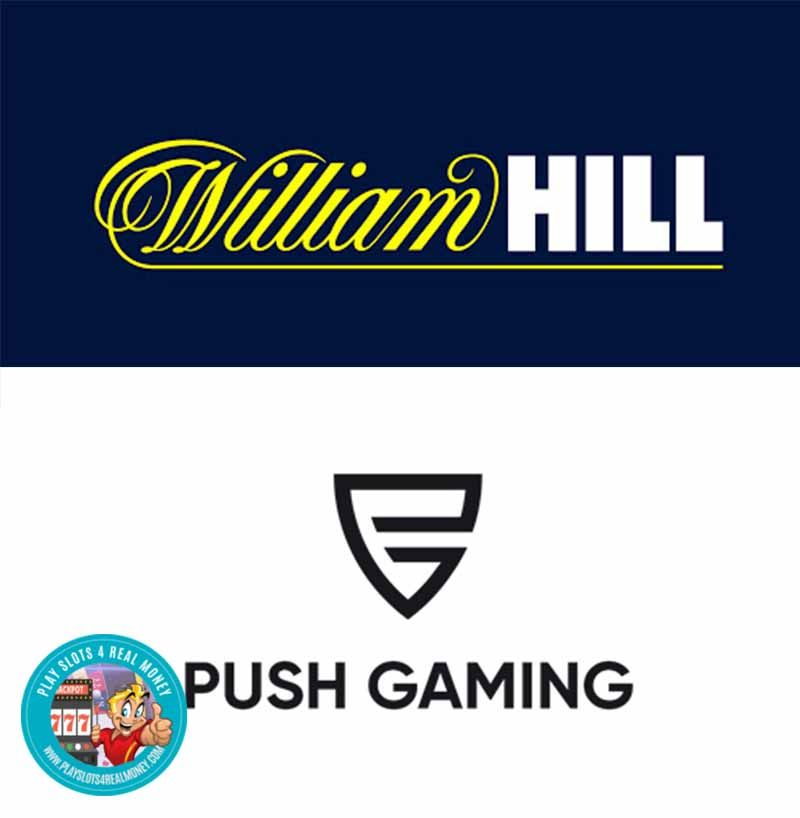 Push Gaming Announces Plans To Launch With William Hill New Jersey ...
