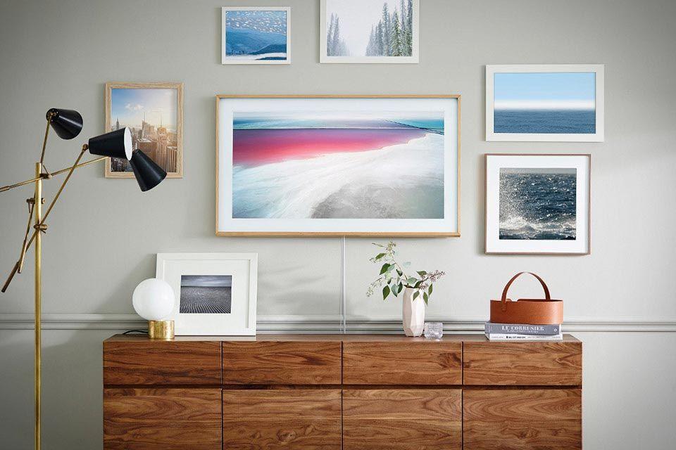 La Oficina Perfecto Kodak Instantánea Impresora Samsung Smartphone Televisión Ideas Del Marco