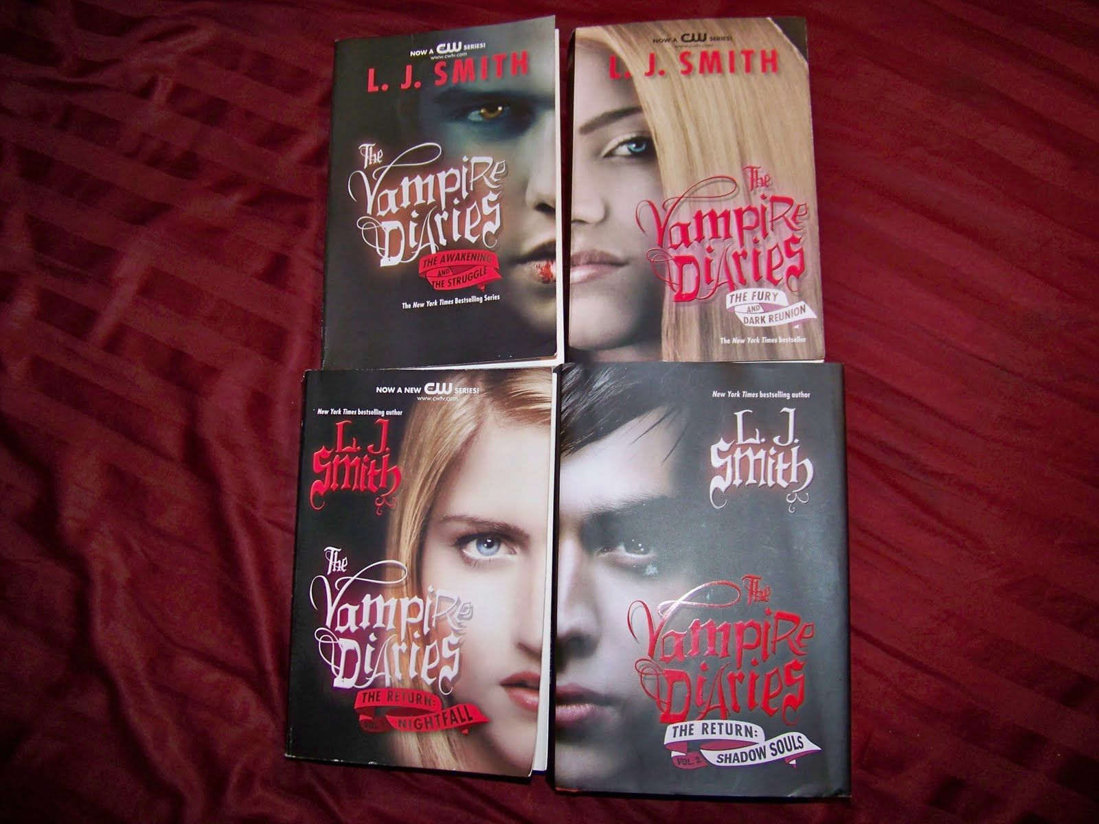Pin By Wendy Dubord On Books Worth Reading Vampire Diaries Books Vampire Diaries Vampire Diaries Book Series