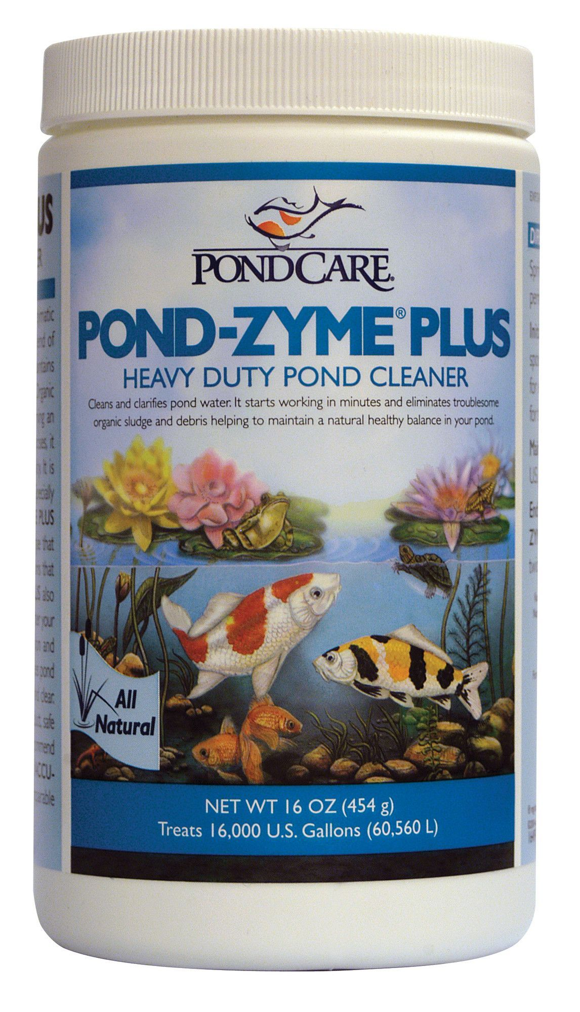 Pond Zyme Enzymatic Barley Cleaner