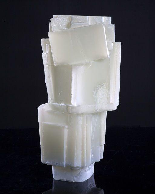 """Thaddeus Wolfe   """"Assemblage"""" vase (2012)"""
