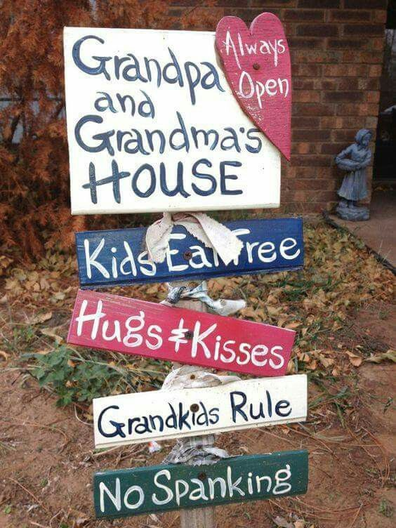 Christmas gifts for grandparents diy