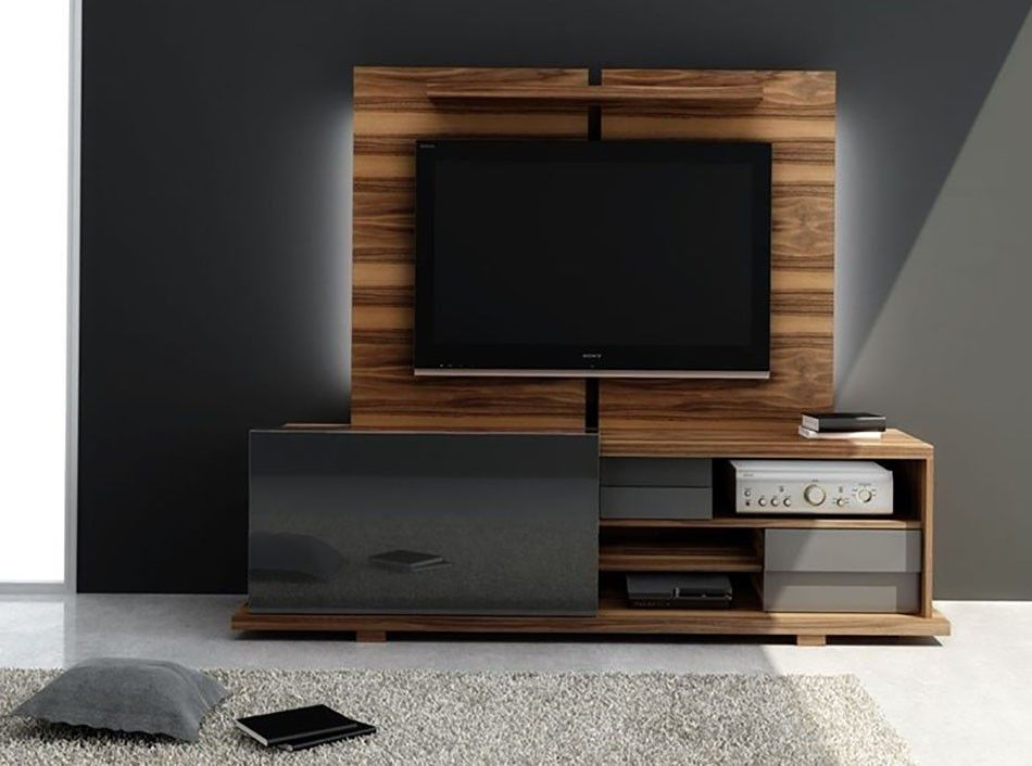 Tv Stand Modern Designs : Move modern tv stand by up huppe stands