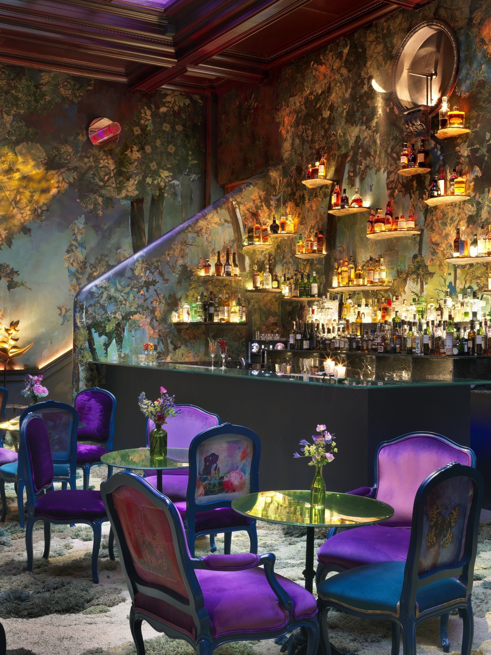 Glade room at Sketch London | The British & Irish Isles | Pinterest ...