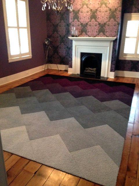 Flor Gradient Grey Carpet Tiles Diy Carpet Home