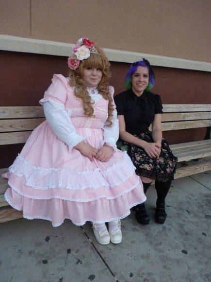 Forum » Plus Size Lolita Inspiration » My Asian Fashion:::Your ...