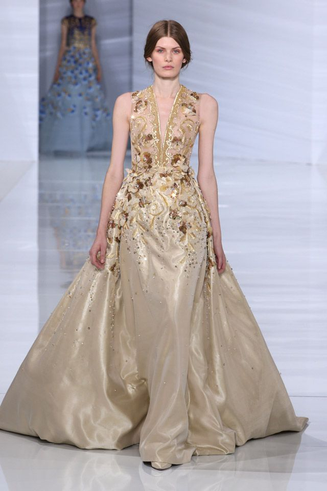 Fashion Friday: Georges Hobeika F/W 2015-16 Couture | http://brideandbreakfast.hk/2015/09/25/georges-hobeika-fw-2015-16-couture/