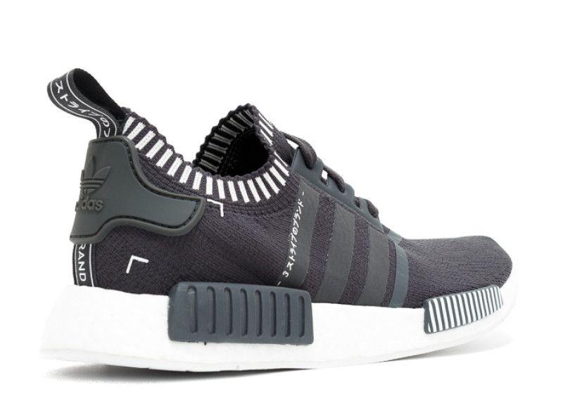 Nmd R1 Pk japan Boost Adidas s81849 dark greydark