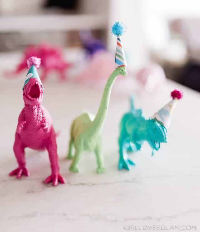 Dinosaur Party Ideas for Girls – Girl Loves Glam