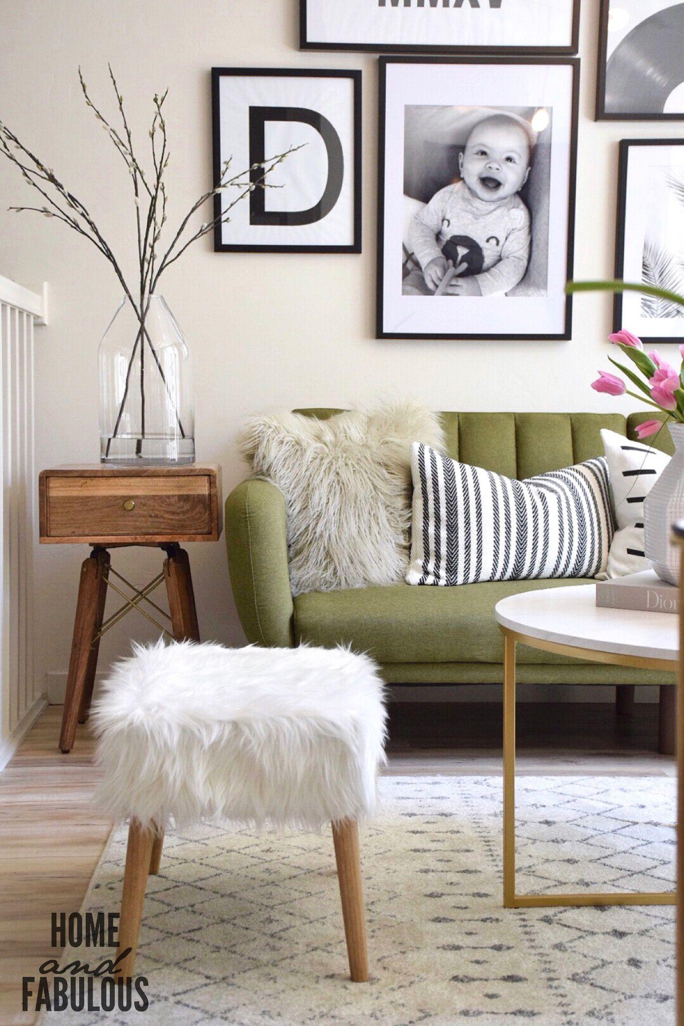 Small Home Big Style | Home goods, Home decor, Living room ...