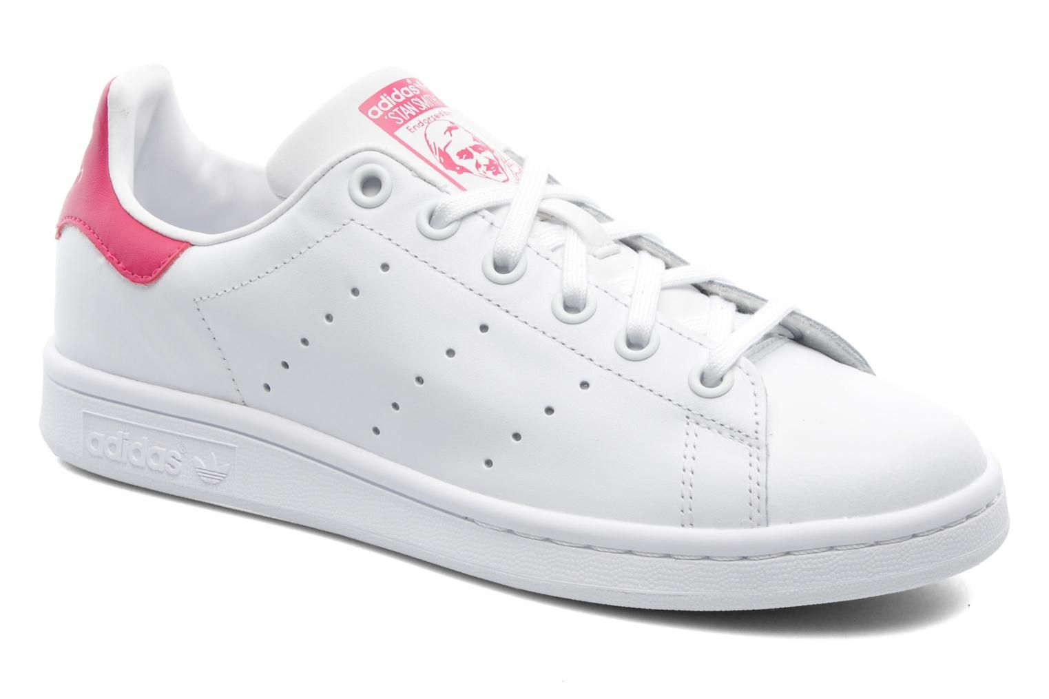low priced 52b3e a80c2 Adidas Originals STAN SMITH J (weiß) - Sneaker bei Sarenza.de (212312)