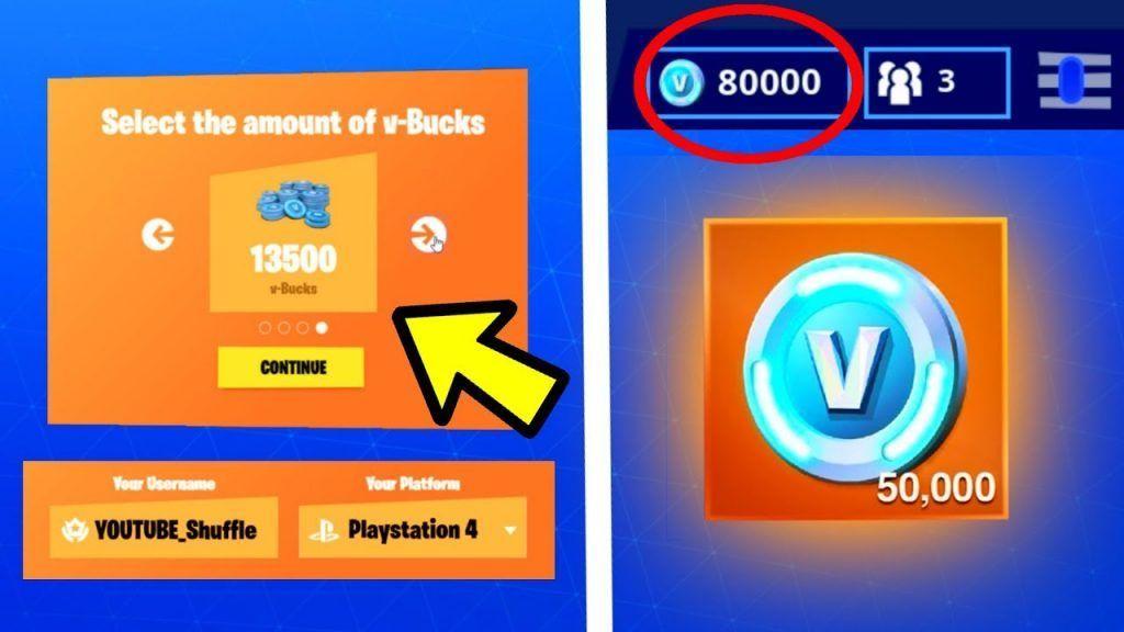 Ps4 Fortnite Free V Bucks Pin On Free V Bucks Codes