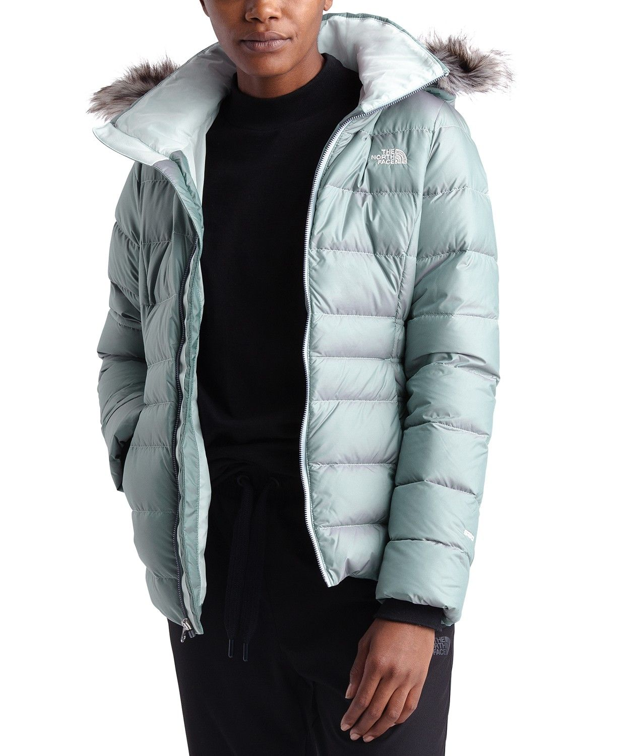 This North Face Parka Is 40 Off At Macy S For A Limited Time Act Fast North Face Parka North Face Women Hooded Faux [ 1500 x 1230 Pixel ]
