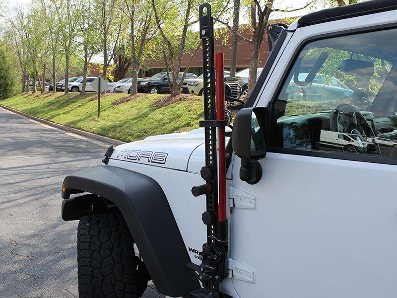 Bolt J Mount Hi Lift Jack Mount For 97 16 Jeep Wrangler Jk Jk Unlimited Jeep Diy Jeep Jeep Wrangler Off Road