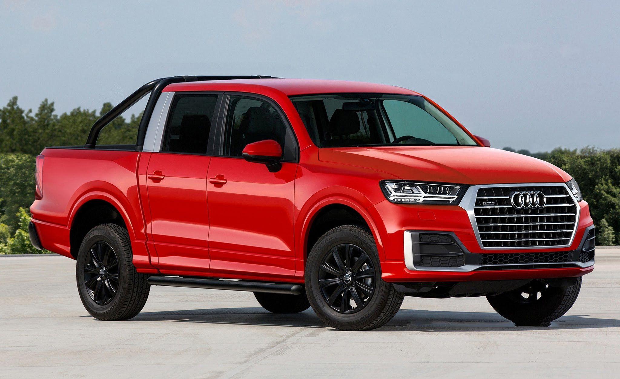 Audi Double Cab Bakkie 5 Release Date in 5  Pickup trucks