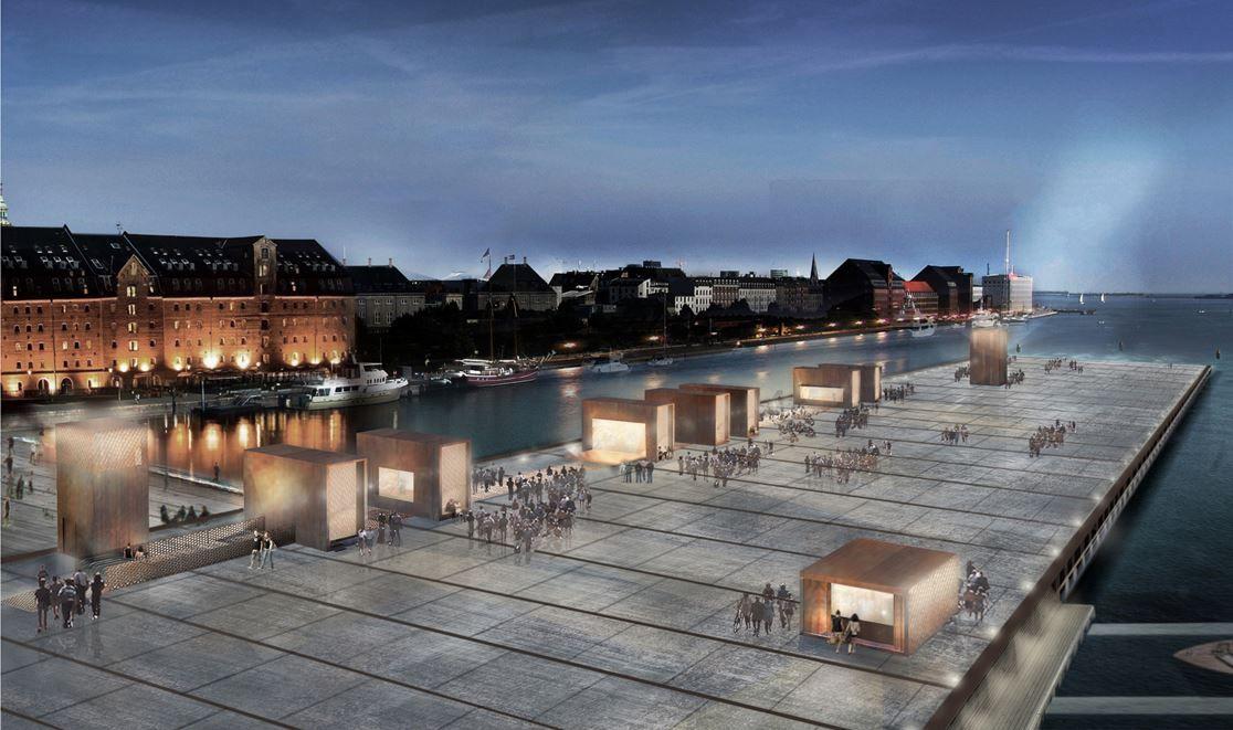 Kvæsthus Pier - Picture gallery