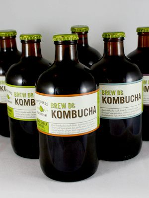 could almost live on this stuff:) traveled and had many brands of Kombucha, but this tops them;) and it's local too! Go NE Portland!:)