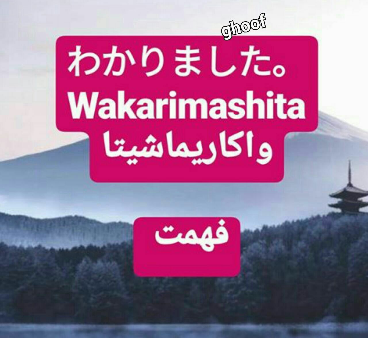 الزهرة الذابلہ Learn Japanese Words Korean Words Learning Japanese Language Learning