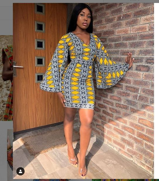 EVERY GIRL DESERVES HER MOMENT – African Fashion Styles Ankara Styles Xclusive S… #africanfashion