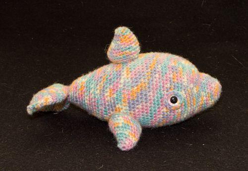 Doris Dolfijn Patroon Van Christel Krukkert Crochet By Me