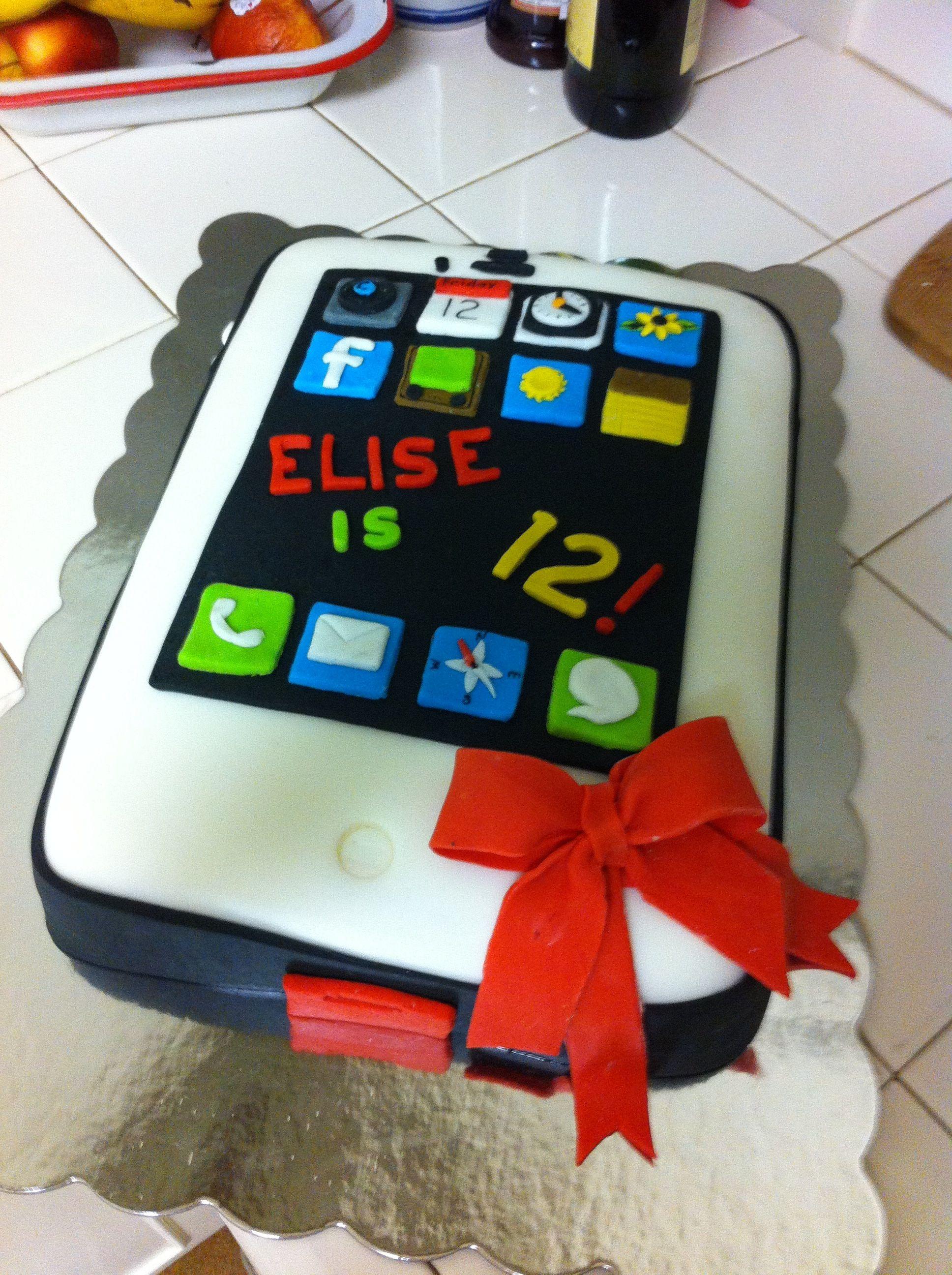 Happy Tween Cake