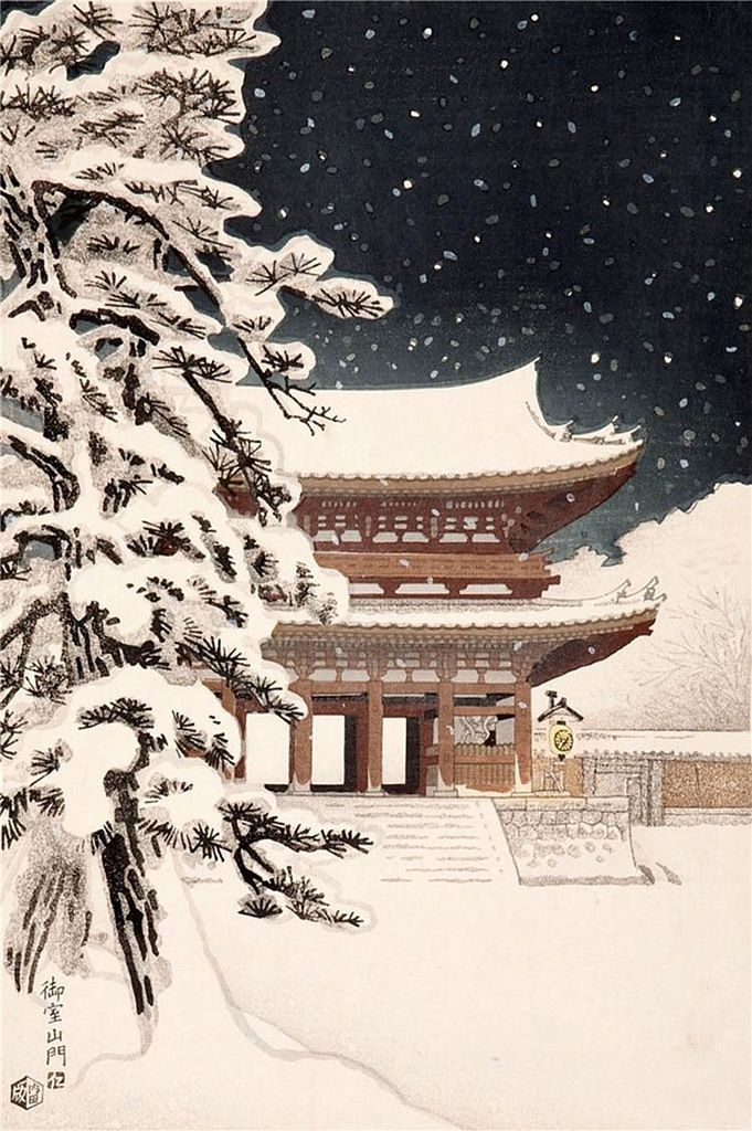 Японские картинки с новым годом