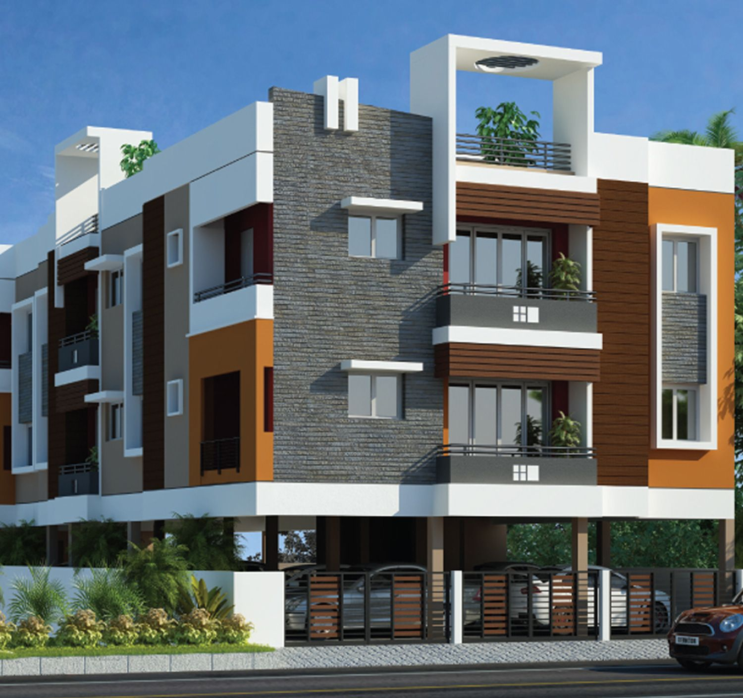 The Award Winning Architecture Firm Building Quick Modular Homes: Get The Best Located Plots And Row Houses In Indore With