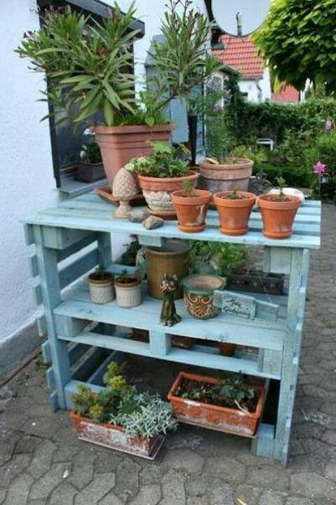 50 Best Potting Bench Ideas To Beautify Your Garden