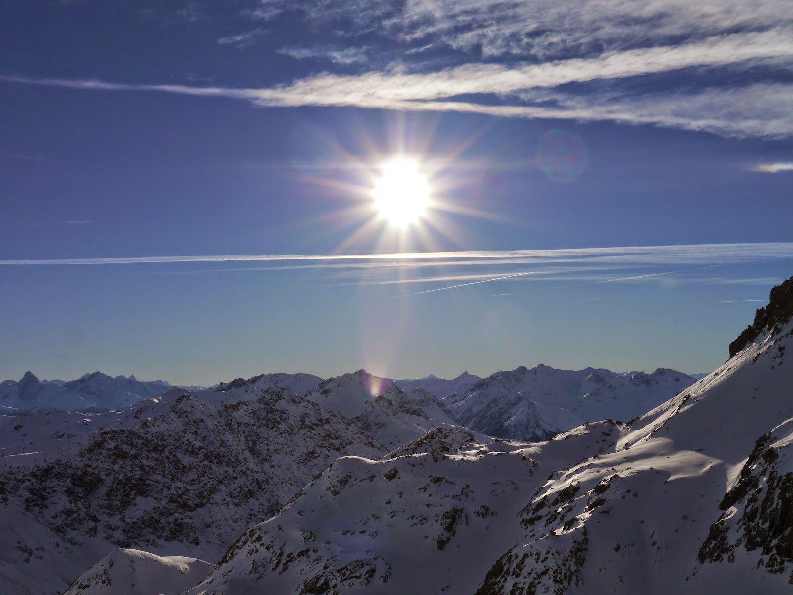خلفية الاسبوع اشعة الشمس مع الثلوج رقم 13 مداد الجليد Natural Landmarks Landmarks Background