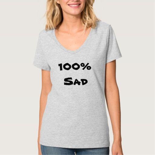 100% Sad