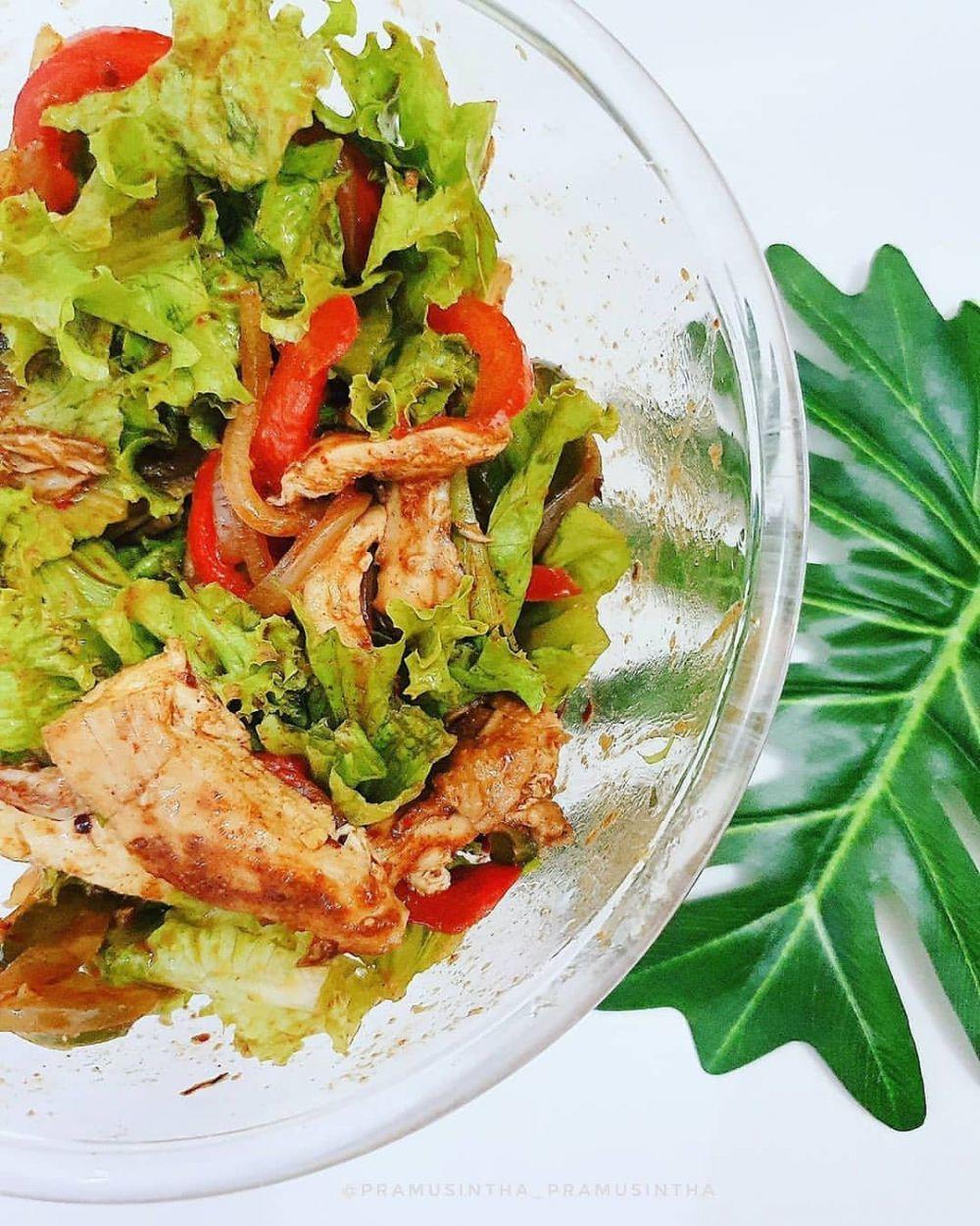 Resep Puasa Diet Sehat Instagram Di 2020 Makanan Diet Dada Ayam