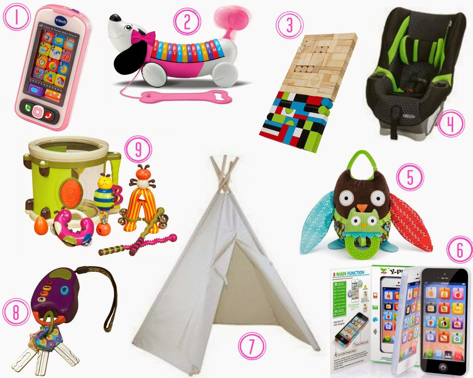 Birthday toys images  First Birthday Wish List  Toddler Toys  Click for Links