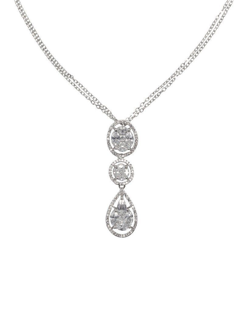 David Tutera Embellish Elizabeth Pendant All Dressed Up Jewelry
